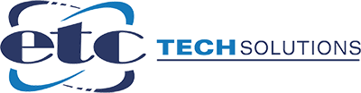 ETC TechSolutions Logo